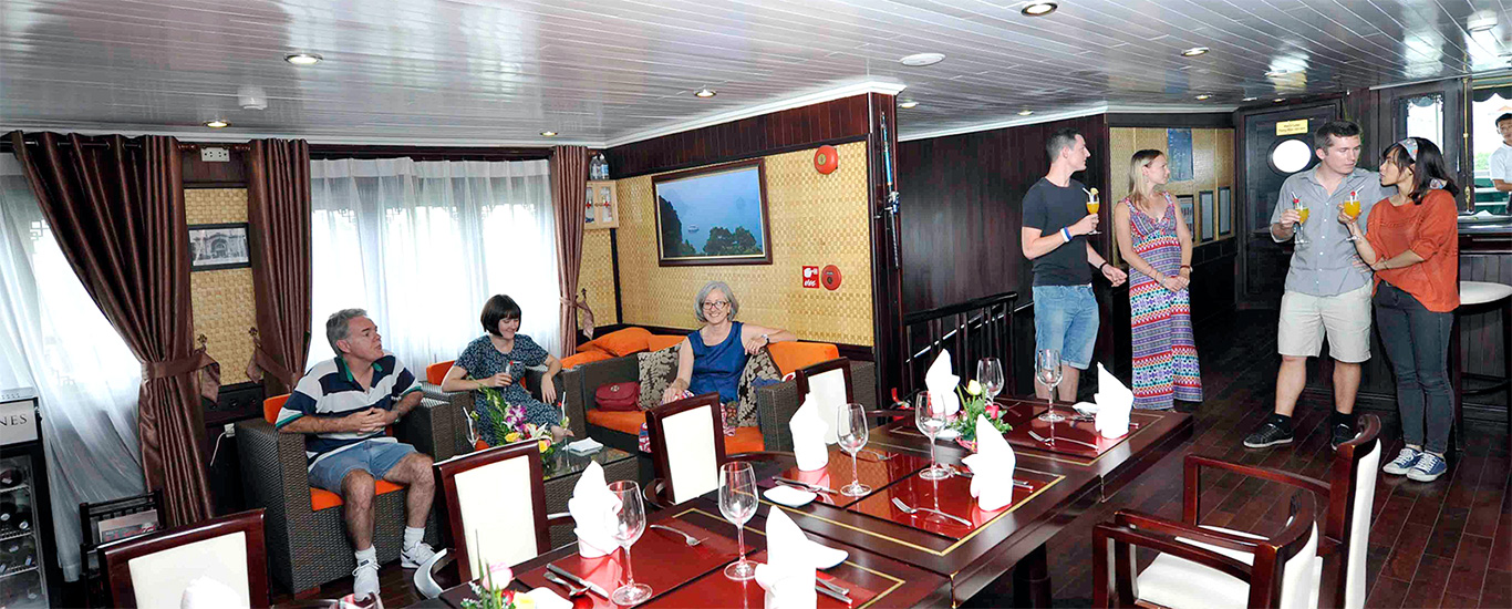 Bhaya Legend Cruises