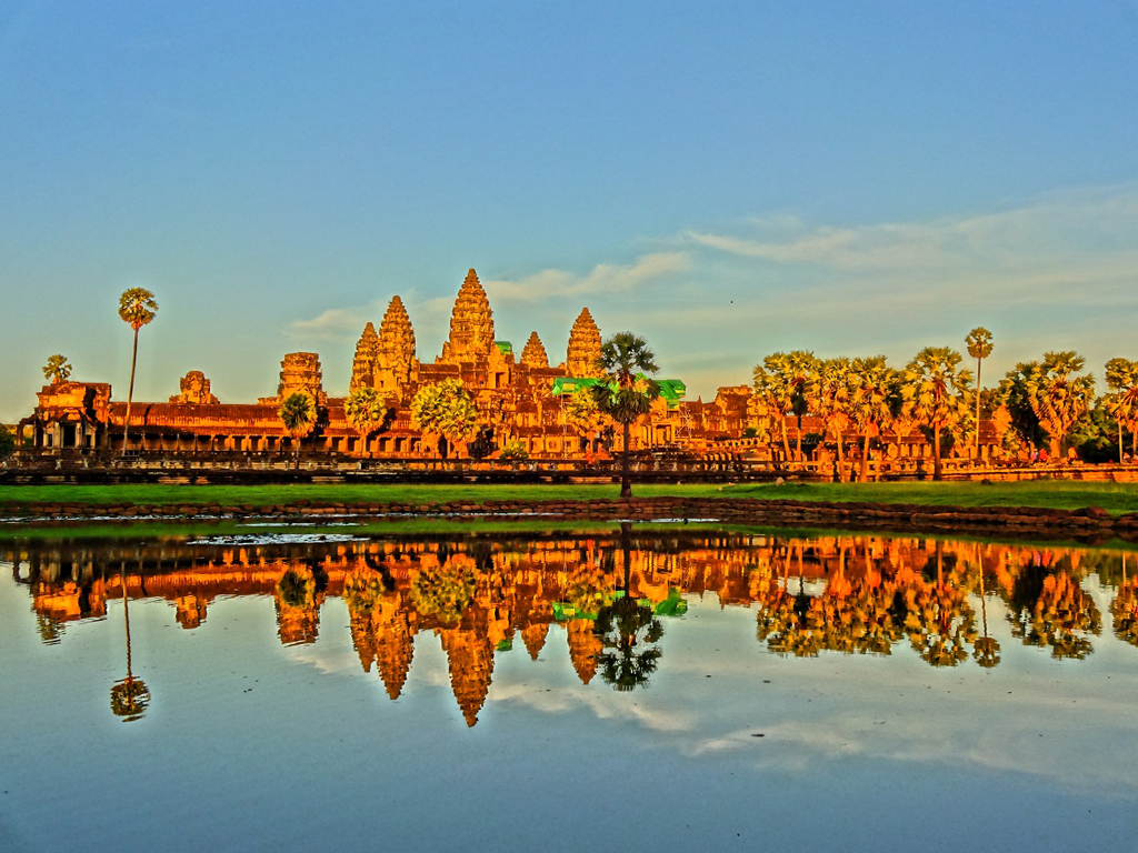 Phnom Penh & Siem Reap Cambodia 5 Days Package tour