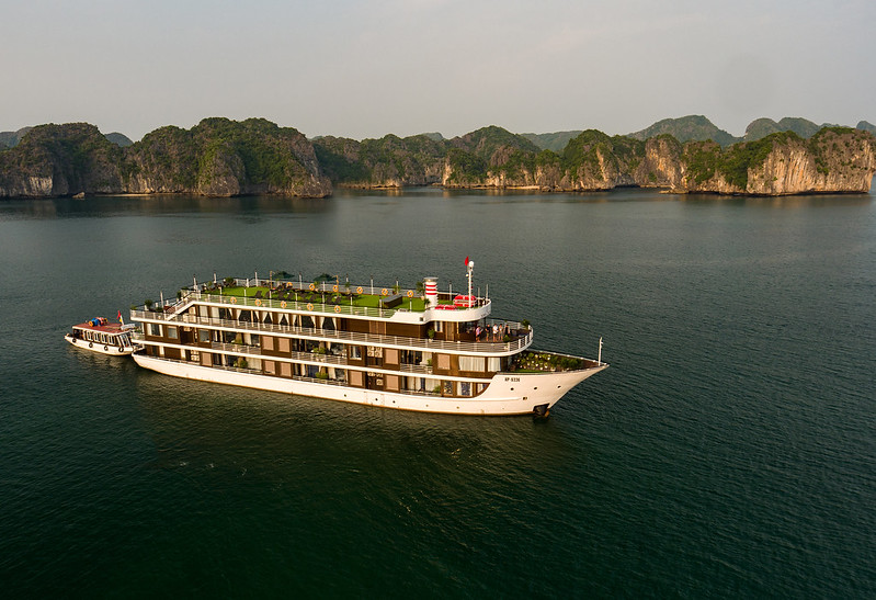 Halong Doris Cruise overview