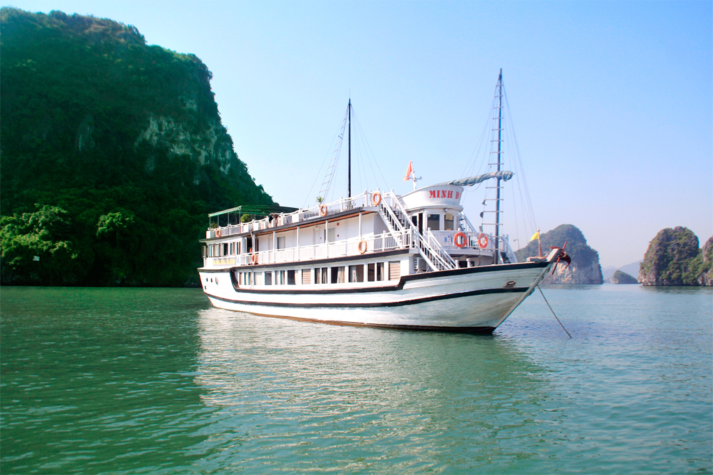 Halong Legend boutique cruise