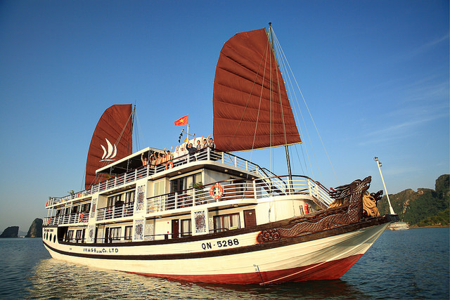 Halong Sparrow Cruise