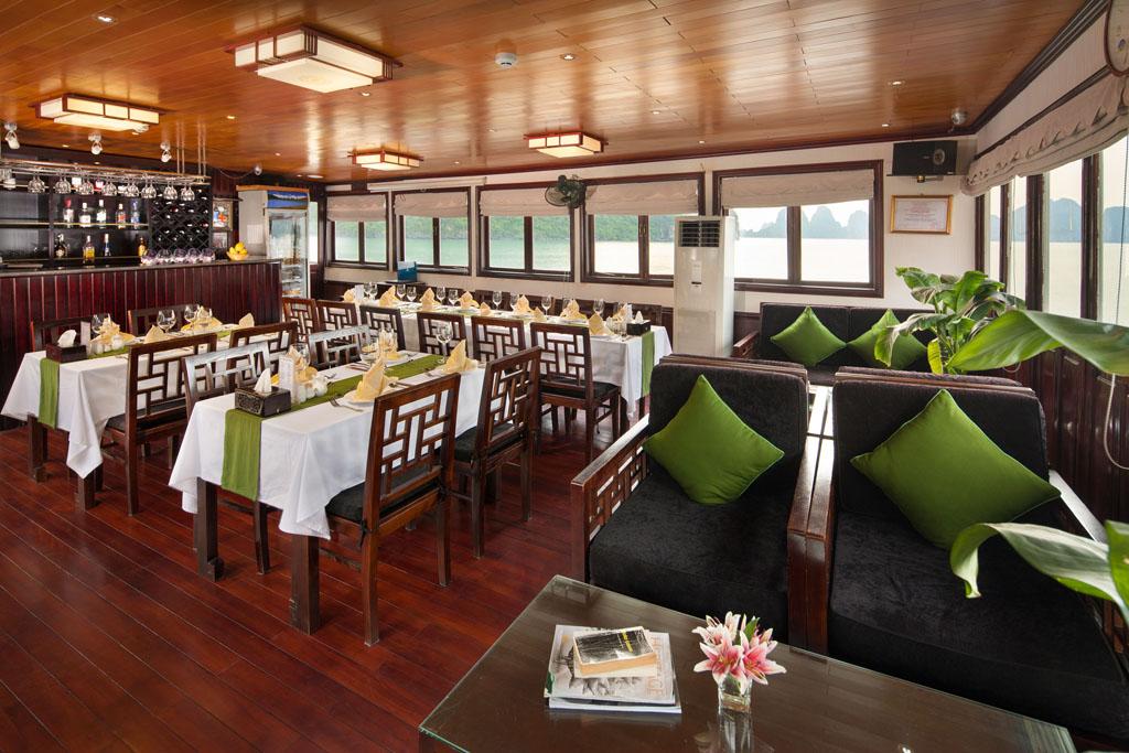 Halong Garden Bay Premium Cruise