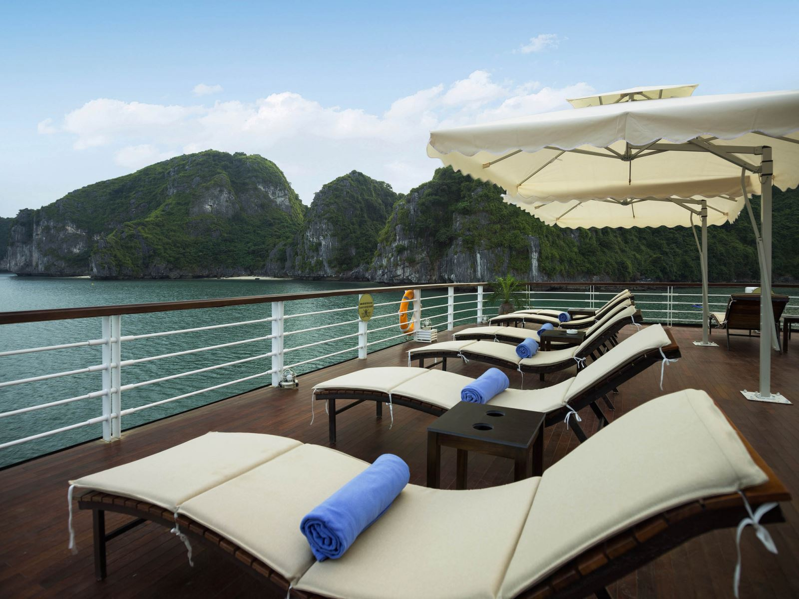 Halong Orchid Cruise