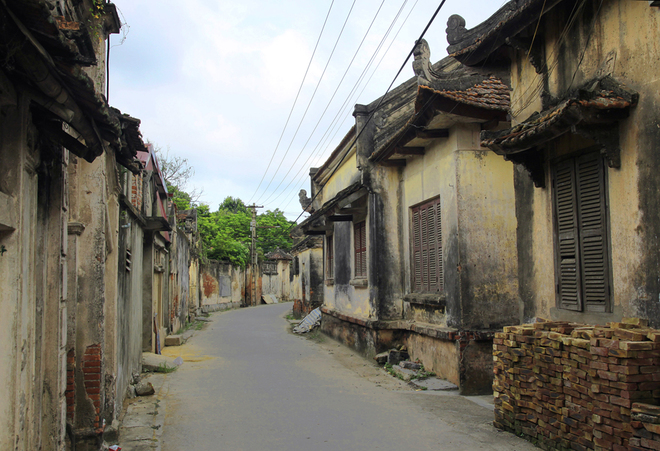 Hanoi Cuu Villages Cycling Tour Full Day