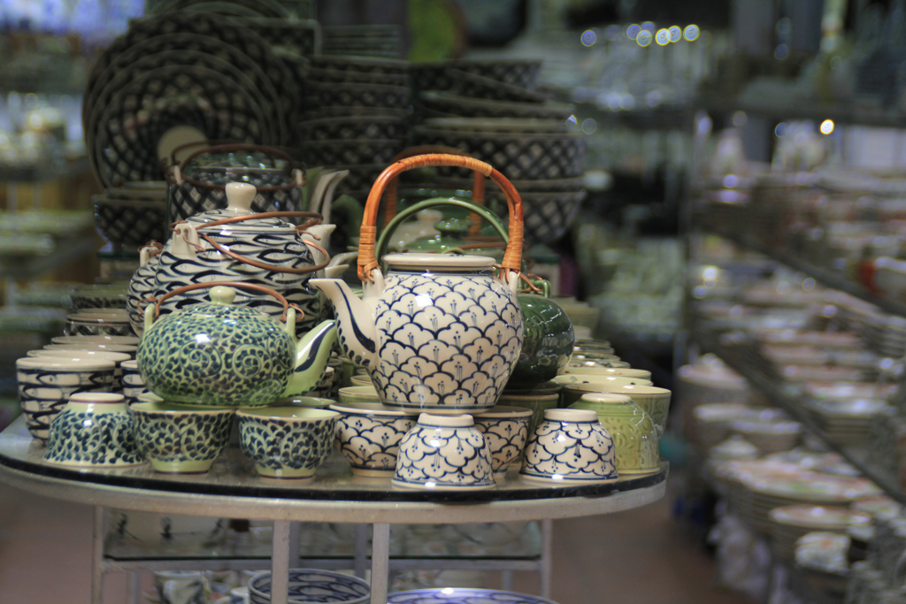 Bat Trang Ceramic Village Cycing Tour