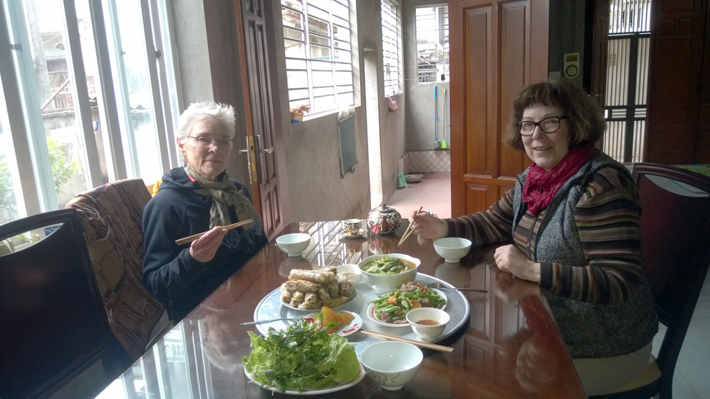 Hanoi Farm & Cook Tour