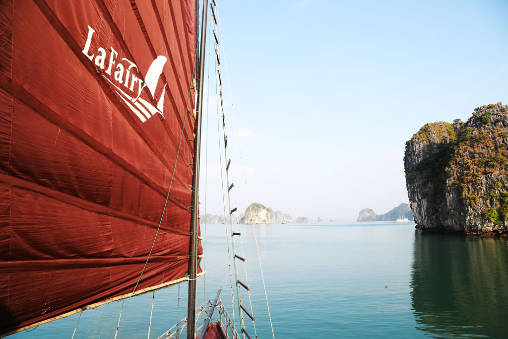 Halong Lafairy Sails