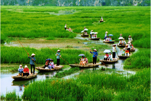 Ninh Binh Bike & Eco Tour in 3 Days