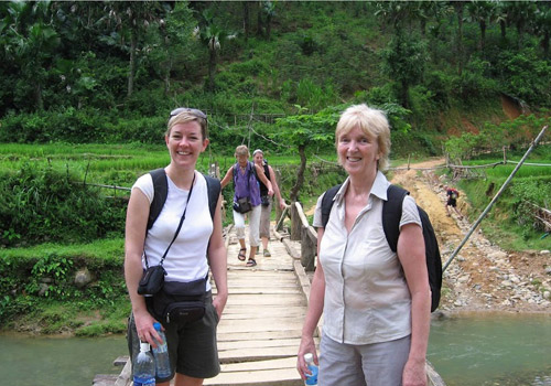 Pu Luong Nature Reserve & Hieu Waterfall Eco tour in 3 Days