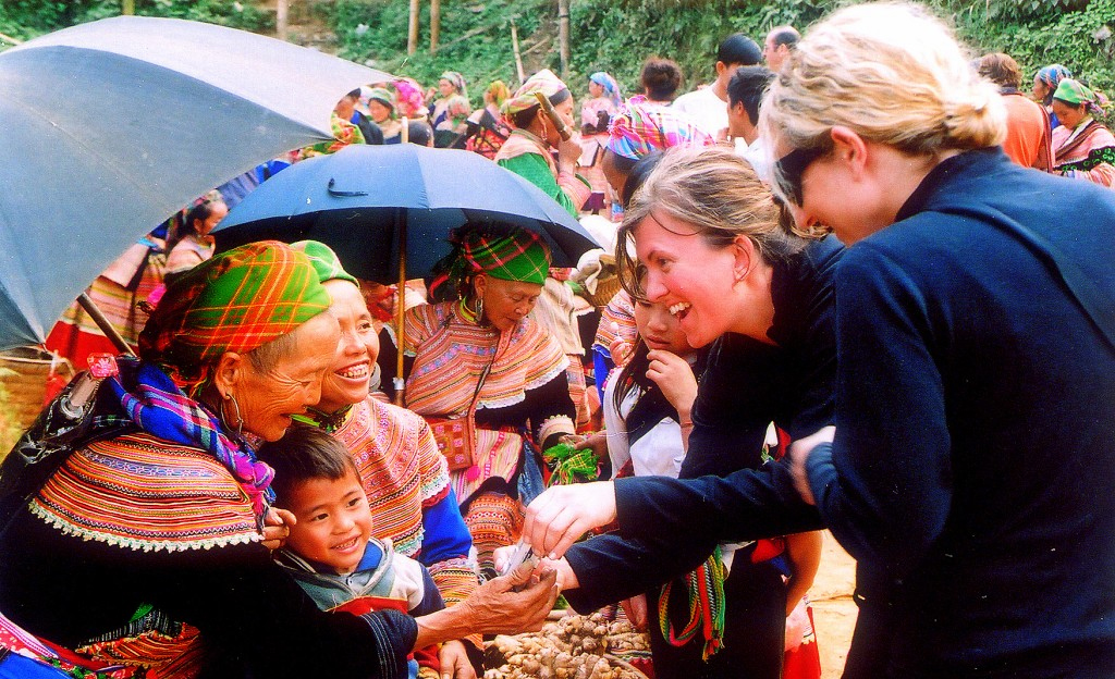 Sapa Village trekking and Bac Ha local market tour