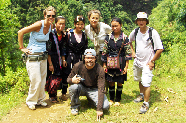 Sapa trekking 3 days 2 nights tour
