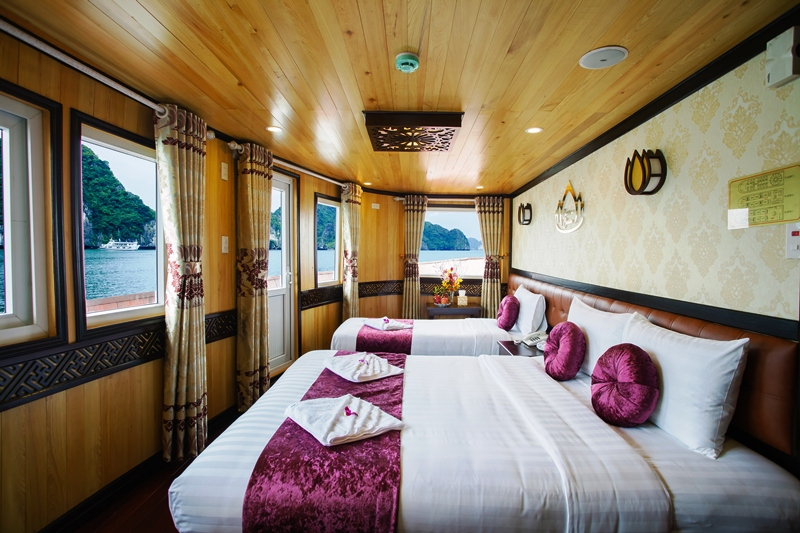 Halong Cristina Diamond Cruise