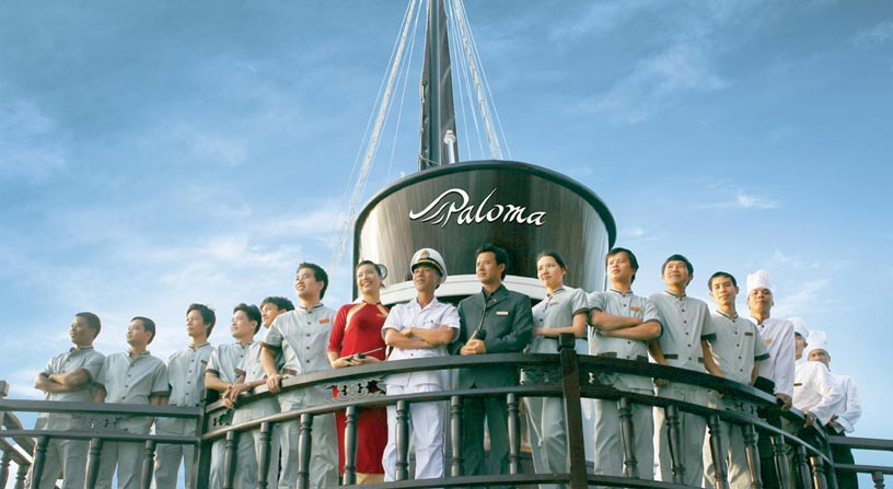 halong paloma cruise - crew team.jpg