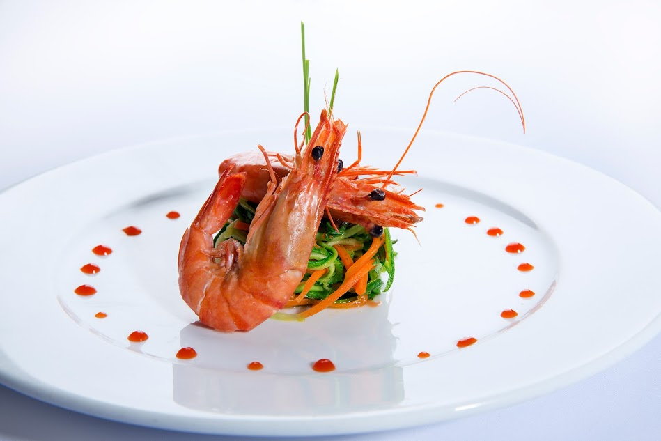 Halong emeraude cruise - food.jpg