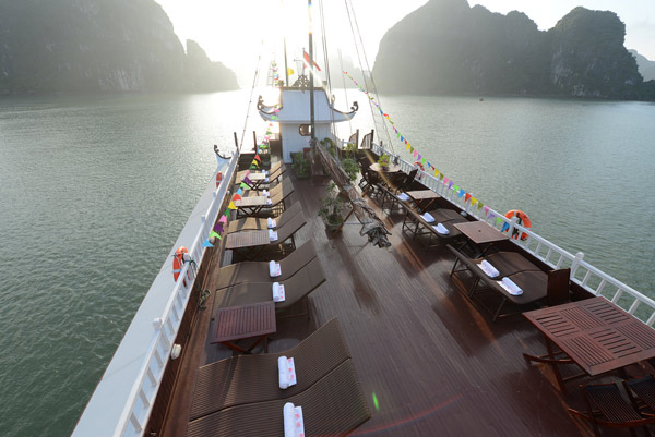 halong royal palace cruise - sundeck.jpg