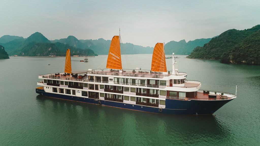 Sealife Legend Cruises Lan Ha Bay