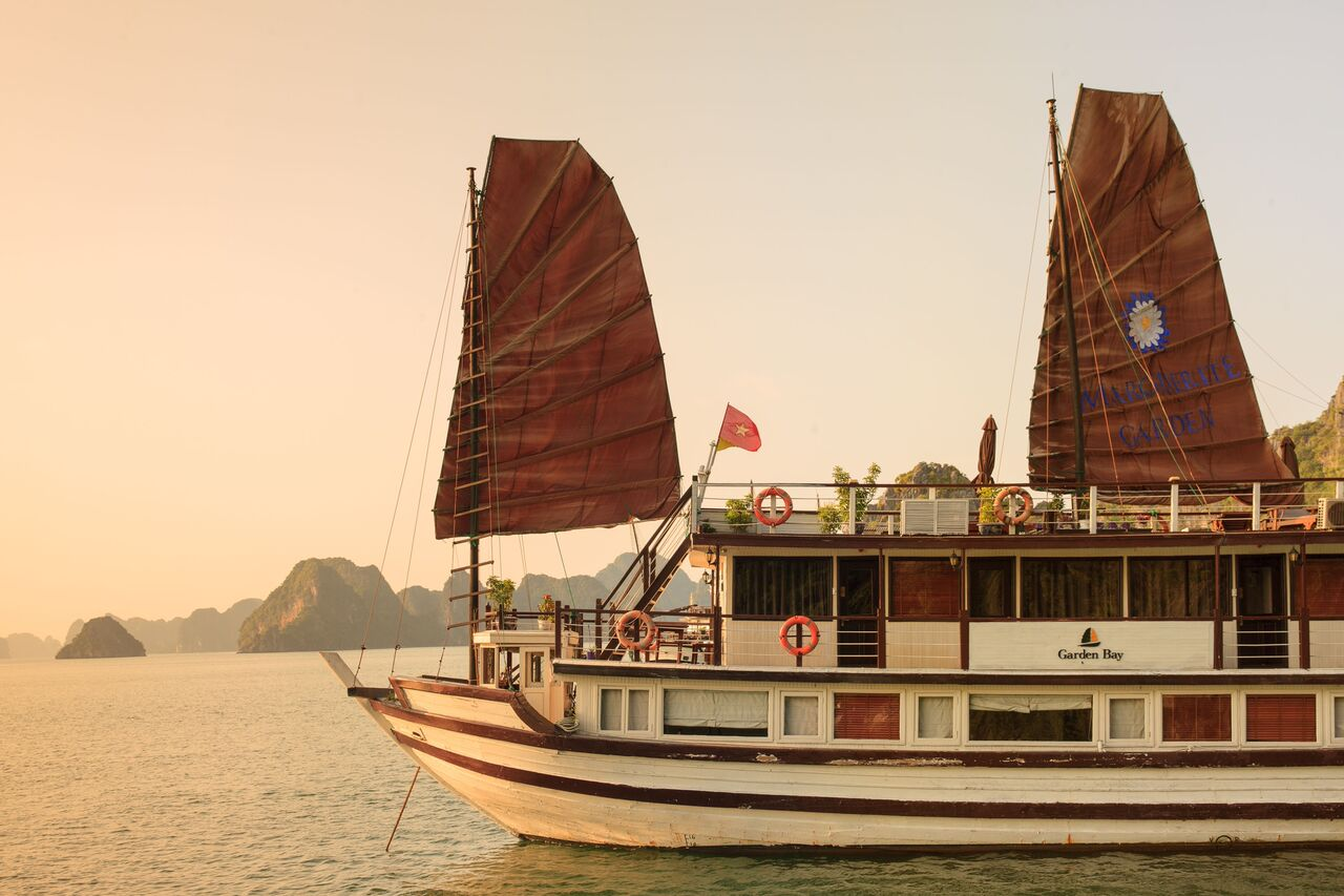 Halong Garden Bay Premium Cruise
