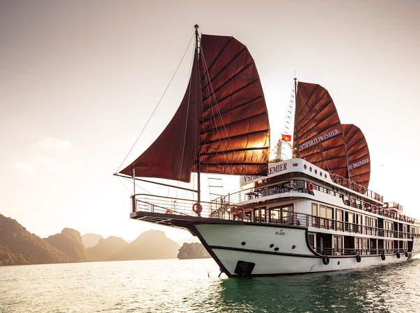 Vspirit Premier Cruises Lan Ha Bay