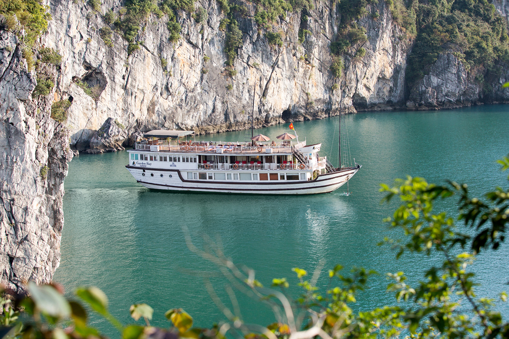 Halong Garden Bay Luxury Cruise