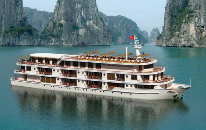 Halong Auco Cruises Halong Luxury Cruise Amp Deals Vietnam Tonkin Travel