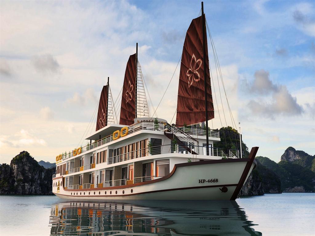 Bai Tu Long Bay Cruise - Www