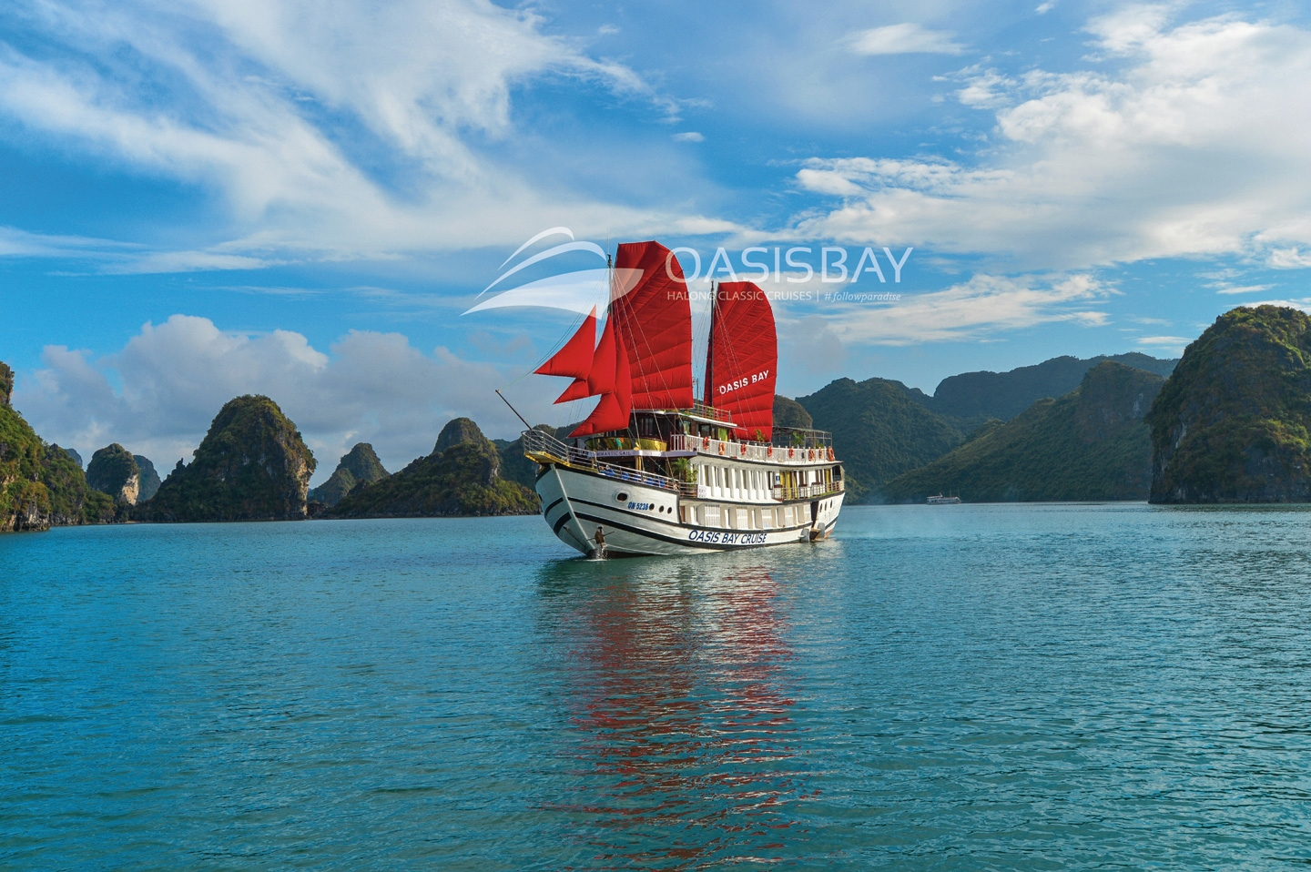 Halong Oasis Bay Cruise