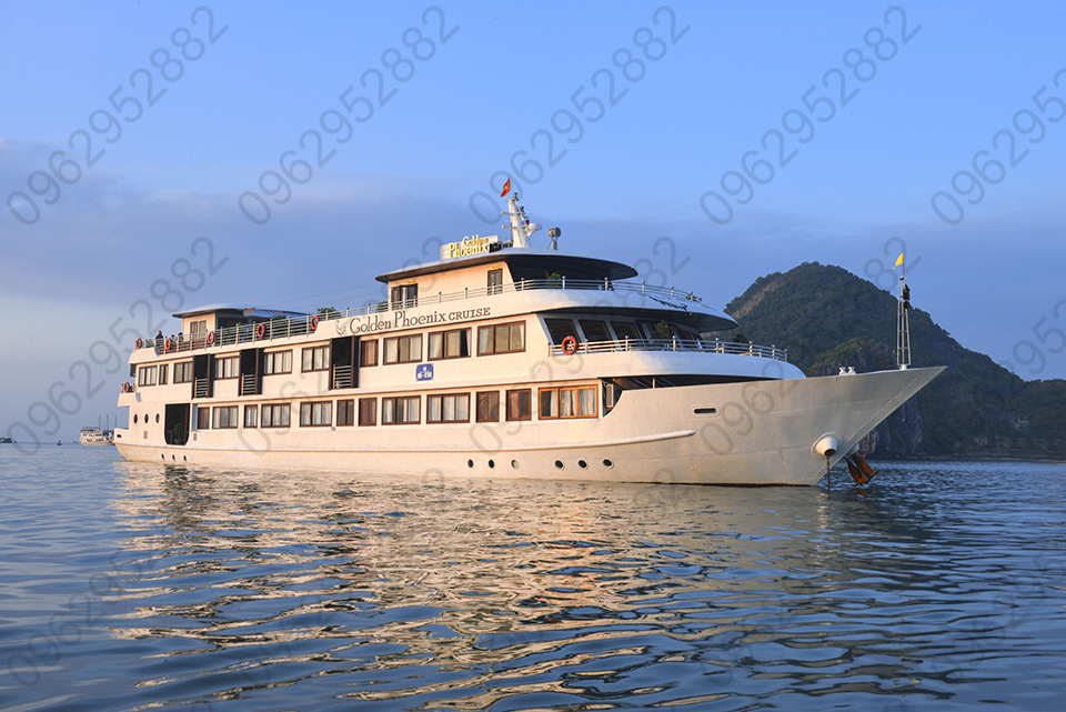 Halong Golden Phoenix Cruise