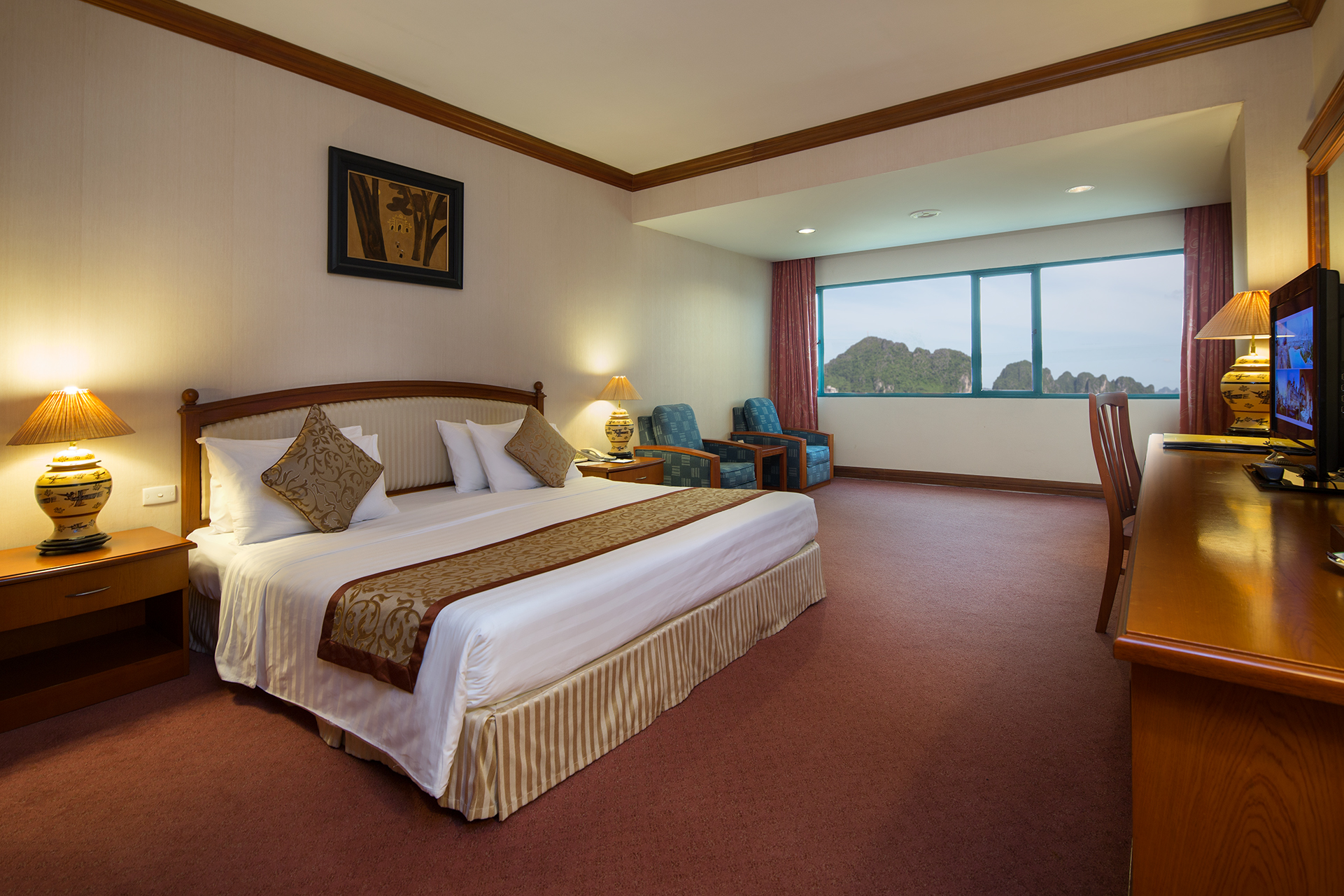Royal Lotus Halong Hotel  Halong Hotels  Vietnam Tonkin Travel