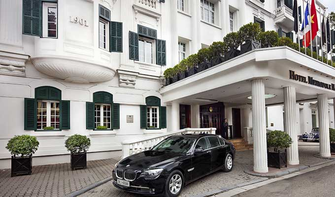 Sofitel Metropole Hanoi named among World's top hotels