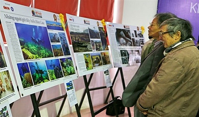 Photo exhibition highlights country's beauty