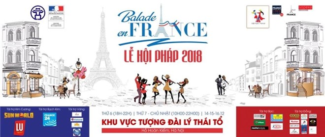 French gastronomy festival to take place in Ha Noi