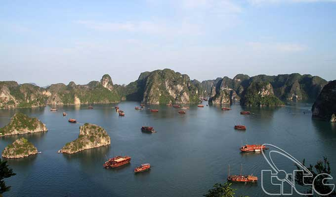 Entrance fees to Ha Long Bay and Bai Tu Long Bay to change from early April