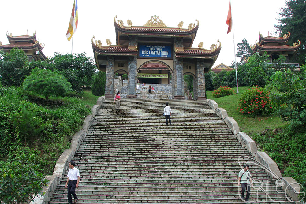 Vinh Phuc has two more special national relic sites