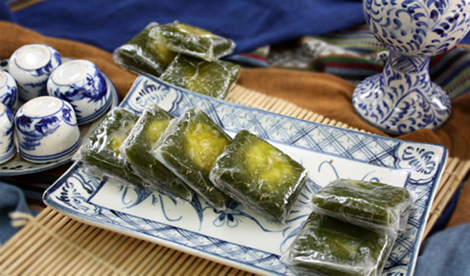 'Manh cong' cake - authentic flavor of ancient Ha Noi