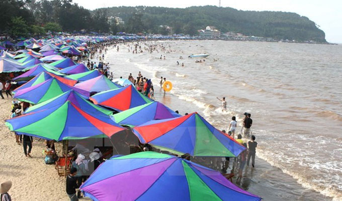 Hai Phong: Do Son tourism festival begins