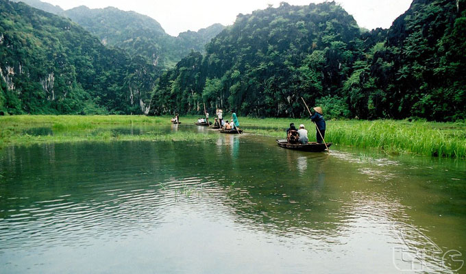 Van Long Lagoon – a hidden gem of Ninh Binh