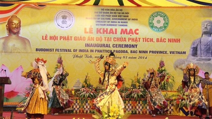 Indian Buddhist Culture Day to take place in Vinh Phuc