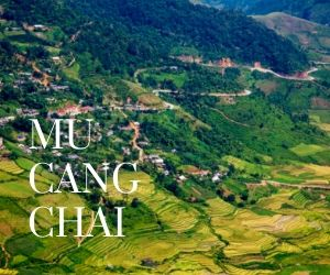 Beautiful places for trekking adventure in Mu Cang Chai 2020