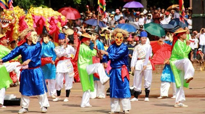 Xuan Pha folk dance recognised as national heritage