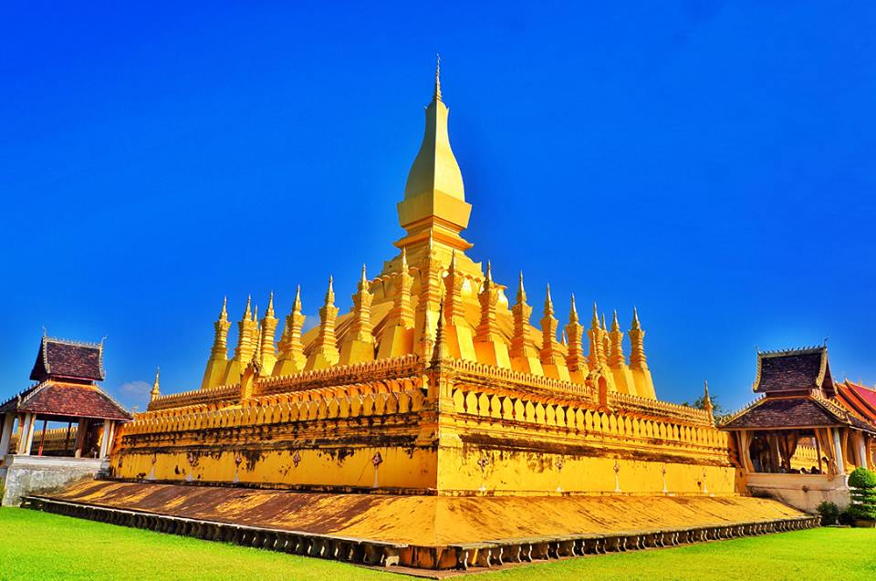 Vientiane Capital of Laos