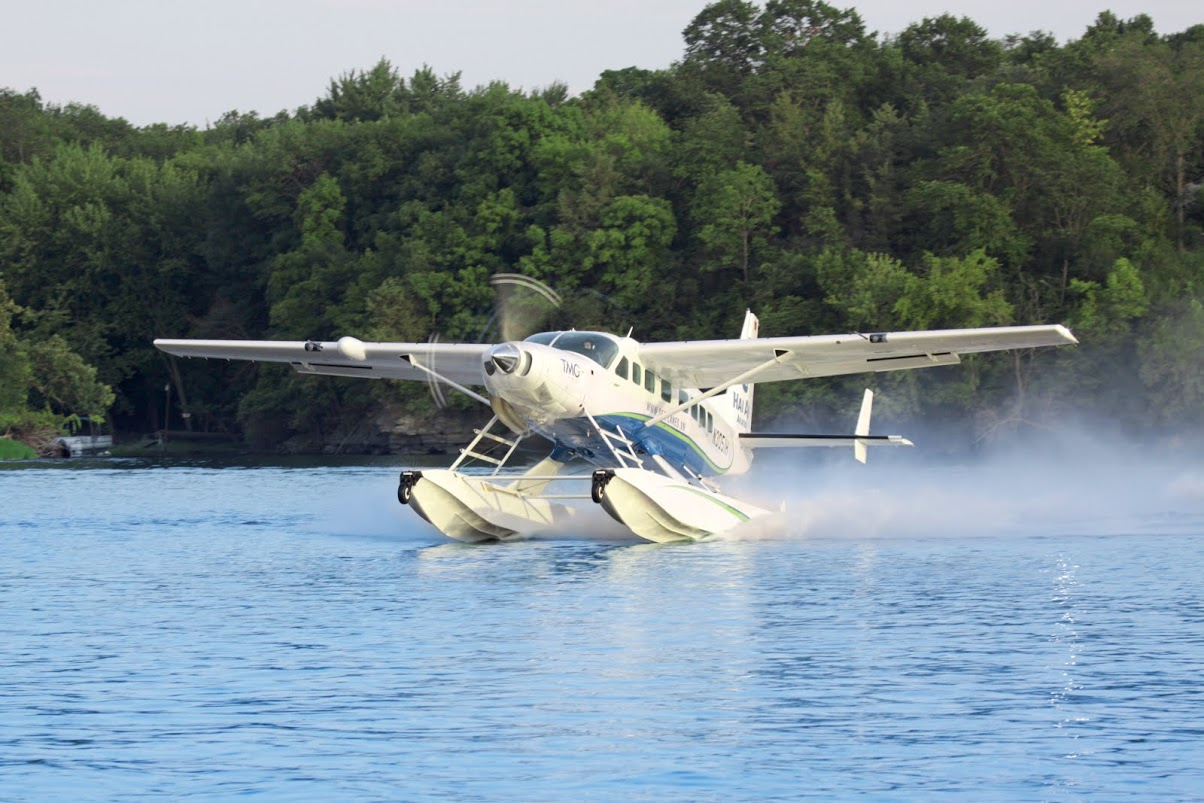 Hanoi - Halong bay Seaplane