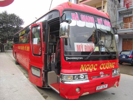 Ha Giang Bus & Transfers