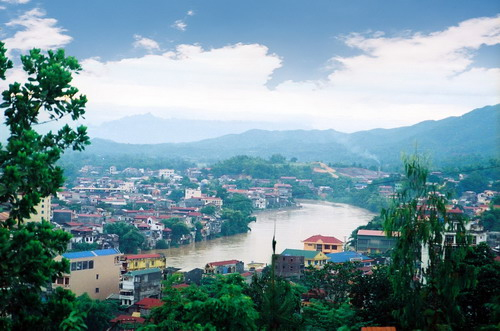 Cao Bang City Hotels List
