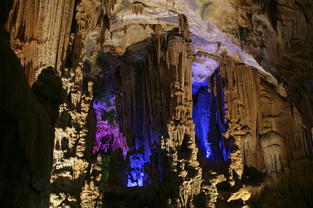 Tien Son cave: a wonder in the northwestern land