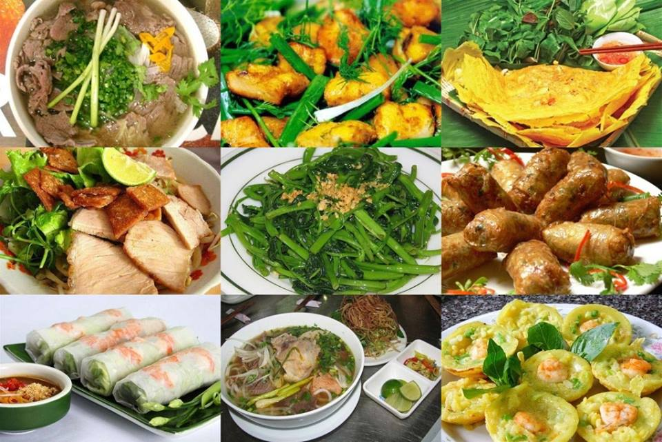 Top 5 dishes in Hanoi listed by CNN