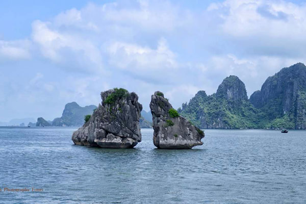 Rise of Ha Long Bay