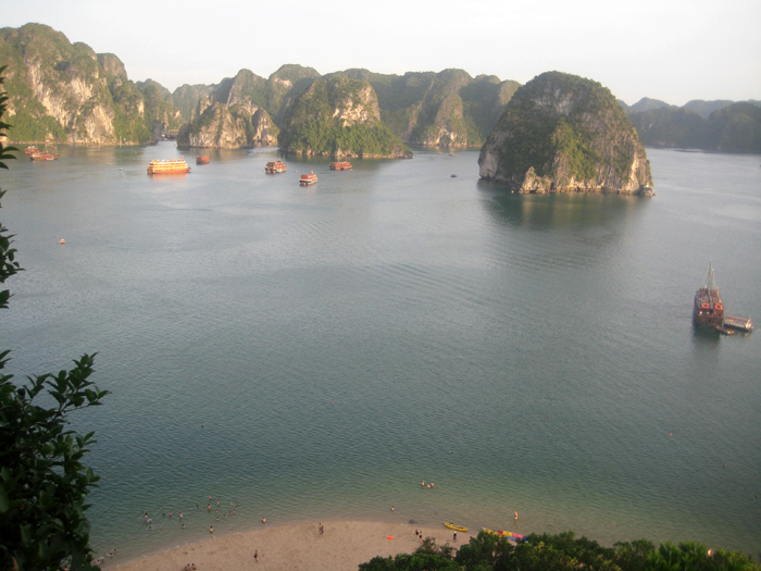 Halong Bay Seaplane package tours