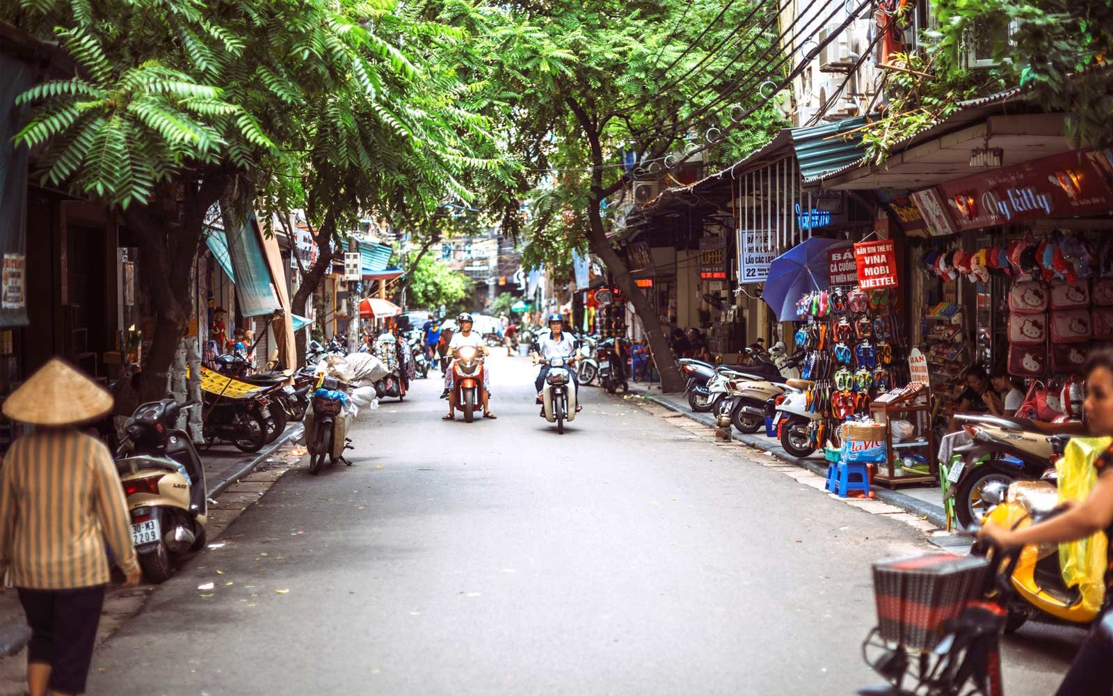 Hanoi listed in Top 25 global destinations by TripAdvisor
