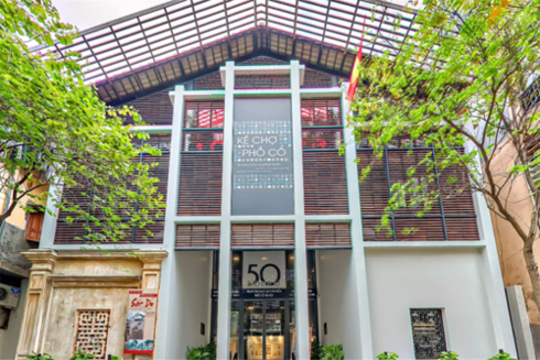 Hanoi's culture center promotes old quarter heritage