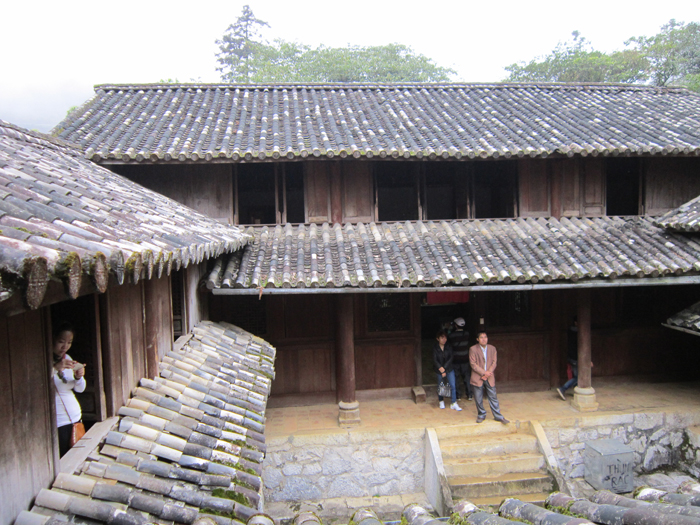 Mansion of Vuong Family Ha Giang Vietnam